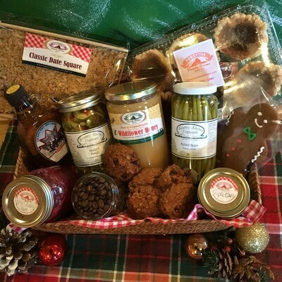 Customize Your Own Gift Basket