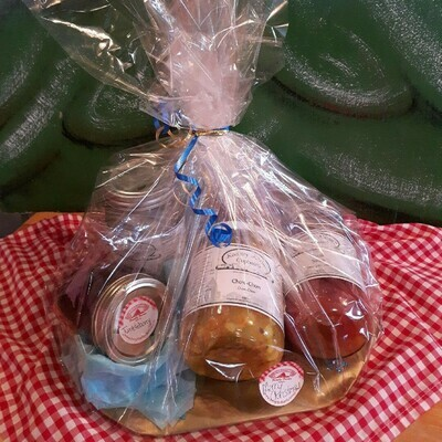 Jams, Jellies & Preserves Gift Basket
