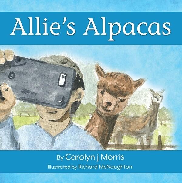 Railfence Kids - Allie's Alpacas