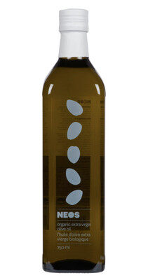 Neos Organic Extra Virgin Olive Oil - 750 ml