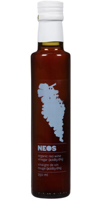 Neos Organic Red Wine Vinegar - 250 ml