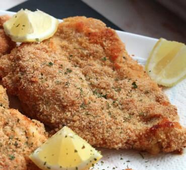 Breaded Chicken Schnitzel 2/pkg