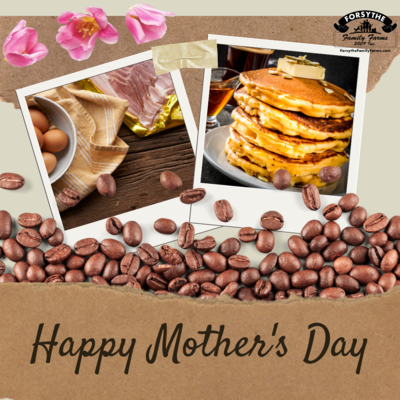 Mothers Day Breakfast Bundle - Pancakes