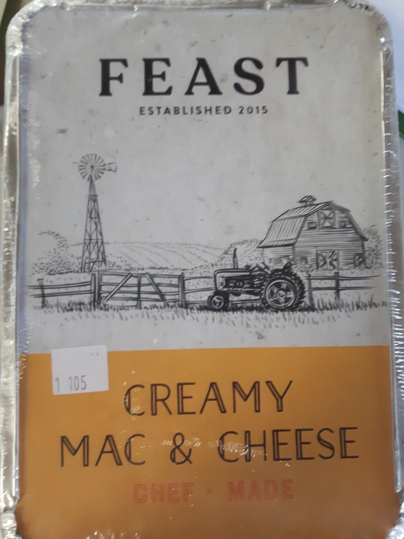 Creamy Baked Mac N' Cheese