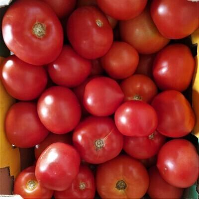 Tomatoes - Round, Field  1/2 bushel