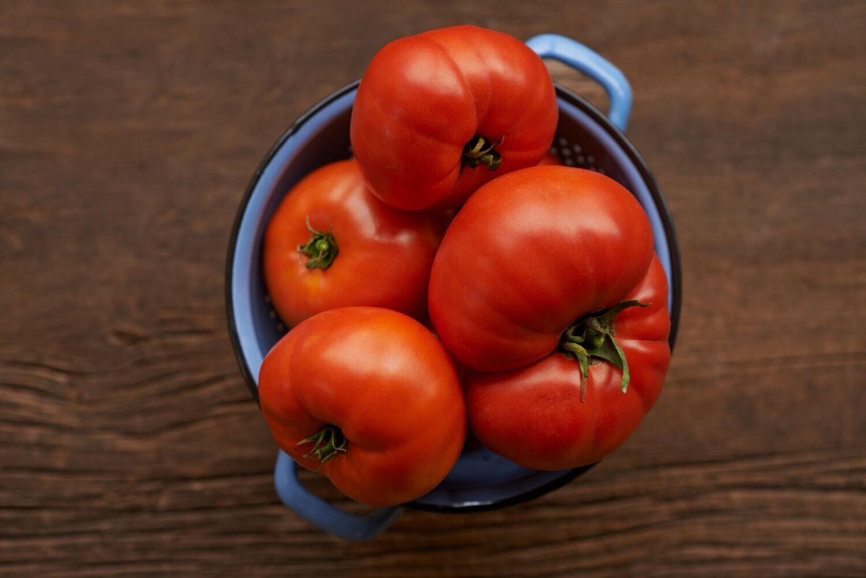 Tomatoes - Bushel of Round