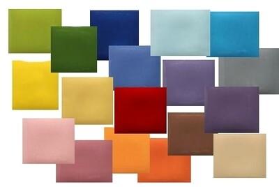 Paint (pottery glaze):  Your Choice Colors