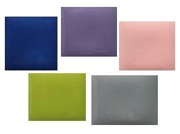 Paint Kit (pottery glaze): Cool Colors