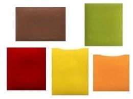 Paint Kit (pottery glaze):  Warm, Earthy Colors