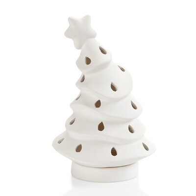Animated Christmas Tree Votive