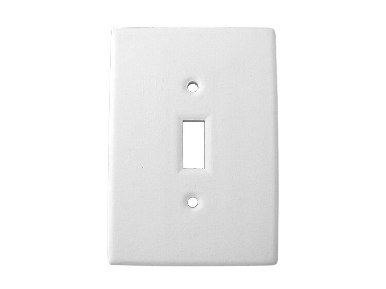 Single Switch Plate Cover
