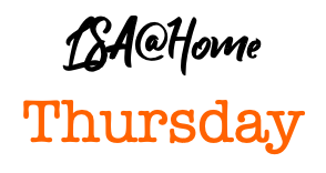 LSA@Home: After School/Thursday