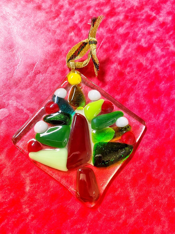 "3"" Glass Ornament"