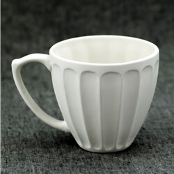 Fluted Mug