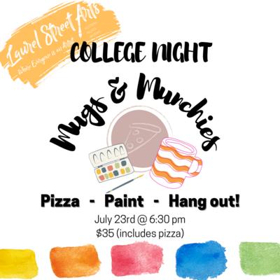 College Night: Mugs & Munchies