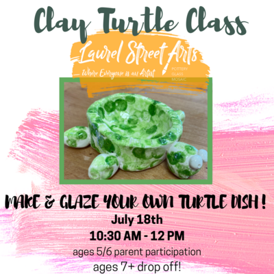 Clay Turtle Class