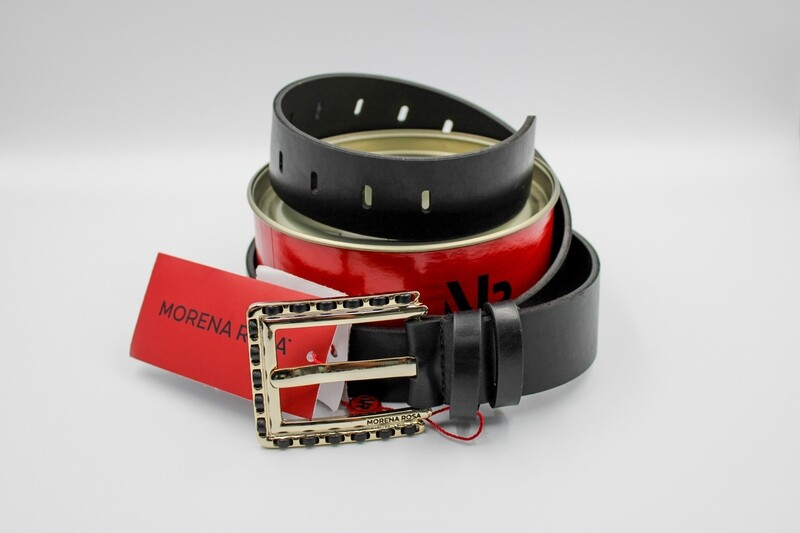 Riem regular Black