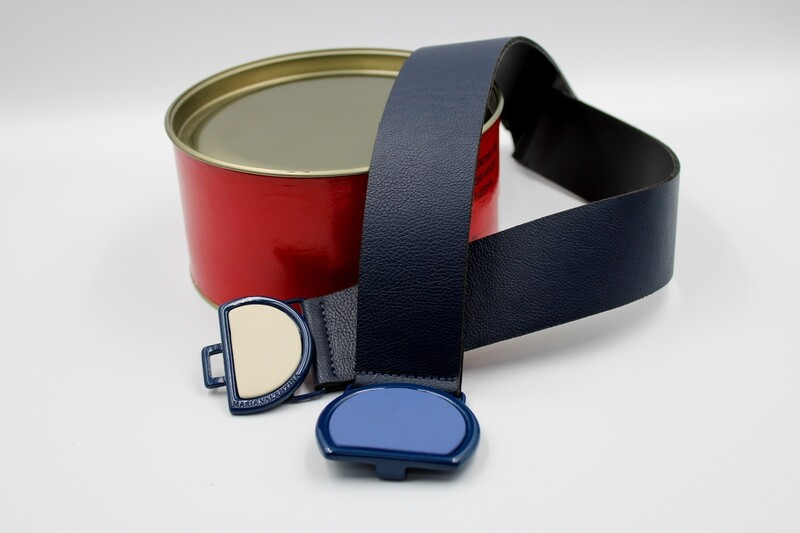 Riem Waist Metal Blue