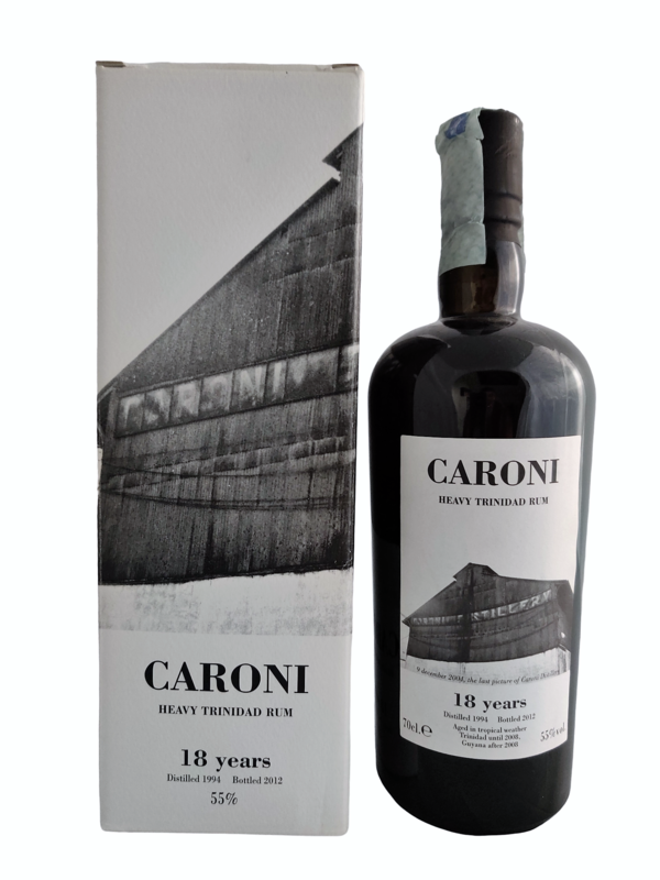 Caroni - 18y Vintage 1994 Heavy for Velier - 70 cl - 55%