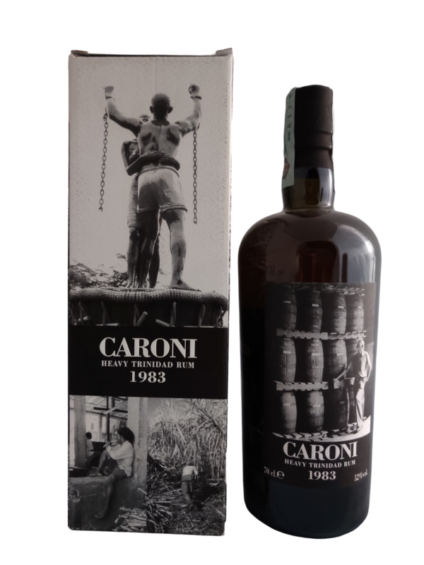 Caroni - 22y Vintage 1983 High Proof Heavy for Velier - 70 cl - 52%