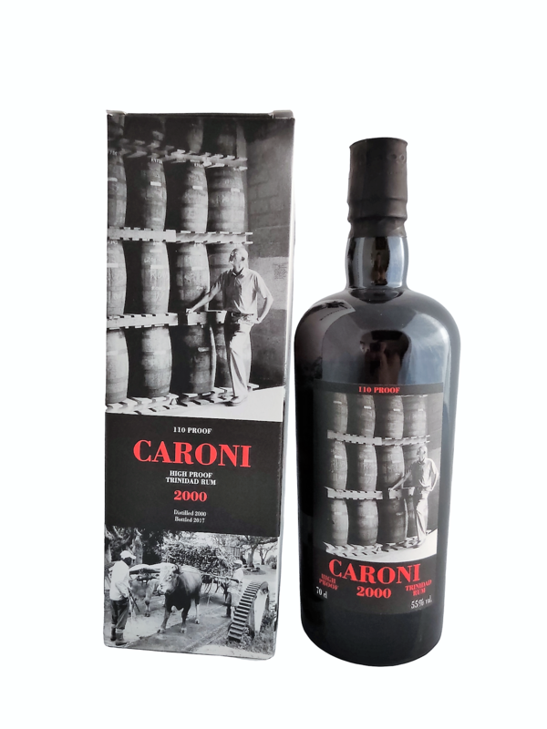 Caroni - 17y Vintage 2000 High Proof Heavy for Velier - 70 cl - 55%