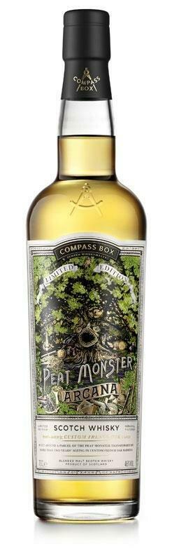 Compass Box Peat Monster Arcana 46%