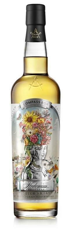 Compass Box Hedonism Felicitas 53%