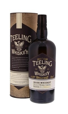 Teeling Single Malt 46° 70 cl + GBX