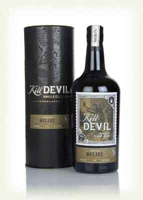 Kill Devil Single Cask Rum Belize aged 11 years 46°