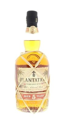 Plantation Rum Barbados Grande Reserve 5 Years 40° 70 cl