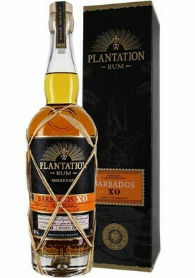 Plantation Rum Barbados XO Amburana Finished Single cask