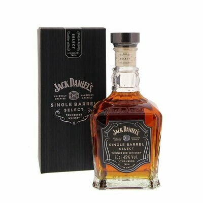 Jack Daniel's Single Barrel Select 45° 70cl