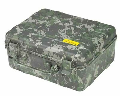 CIGAR CADDY TRAVEL HUMIDOR HUM-CC40-FC 40 CIGARS FOREST CAMO