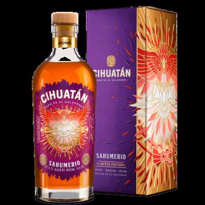 Cihuatan Sahumerio Rum Limited Edition 45.2° 70cl
