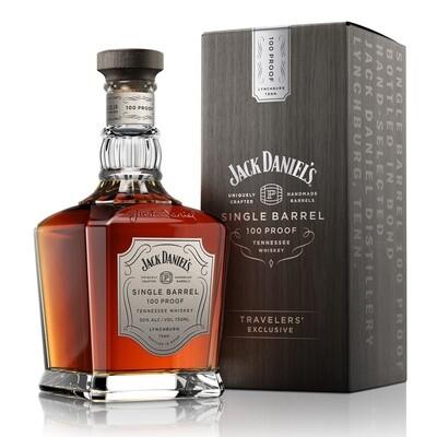 Jack Daniel's Single Barrel 100 Proof Traveler's Exclusive 50% 70cl