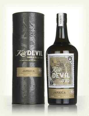 Kill Devil Single Cask Rum Jamaica aged 10 years 46°
