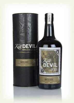 Kill Devil Single Cask Rum Belize aged 11 years 46°