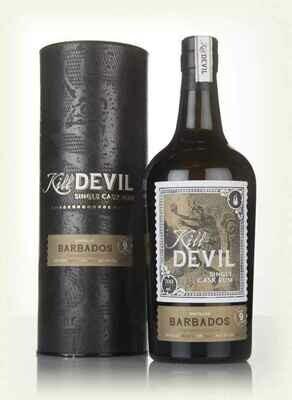 Kill Devil Single Cask Rum Barbados aged 9 years 46°