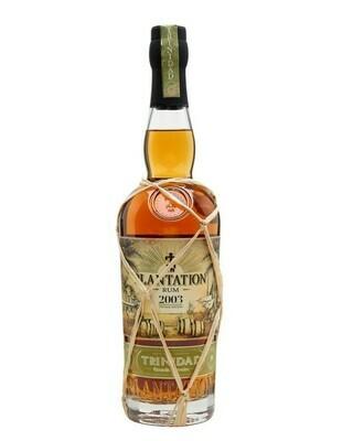 Plantation Rum TrinidaD Vintage Edition 2003 42° 70cl