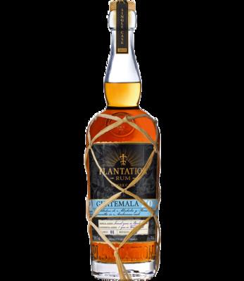 Plantation Rum Guatemala XO Single Cask 2019 41.2° 70cl