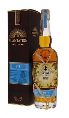 Plantation Rum Fiji 2009 44,8° 70 cl + GBX