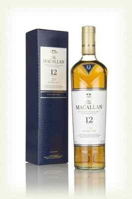 Macallan 12Y Double Cask 40°