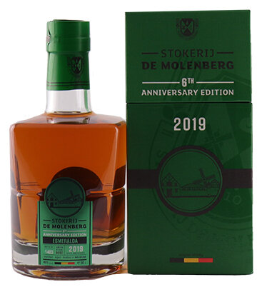 De Molenberg Stokerij Gouden Carolus 6th Anniversary Edition 2019 50cl / 46%