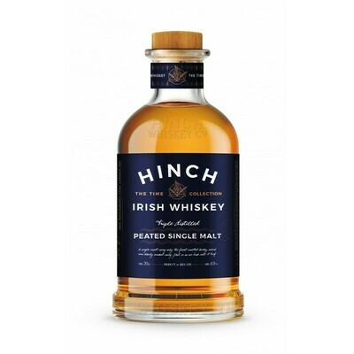 Hinch Peated Single malt 70cl / 43%
