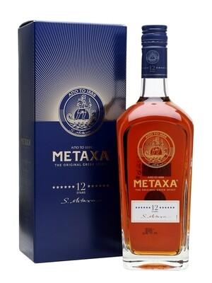 Metaxa 12* 40° 70Cl