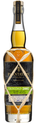 Plantation Rum Single Cask Trinidad 2002 48°