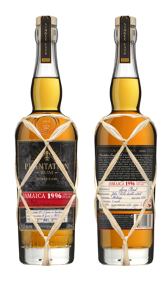 Plantation Rum Single Cask Jamaica '96  49,1°