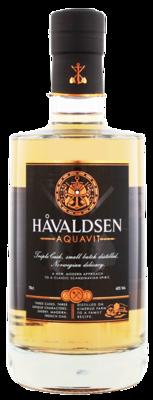 Havaldsen Aquavit Triple Cask 0,7L 40%