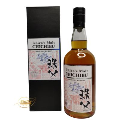 Ichiro's malt Chichibu London Edition 2019 - only1405 bottles - 48.5% - 70cl