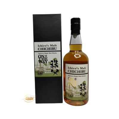 Ichiro's malt Chichibu On the way 2019  Mizunara Cask - 70cl - 51.5%